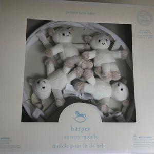 Pottery Barn Baby Harper nursery mobile